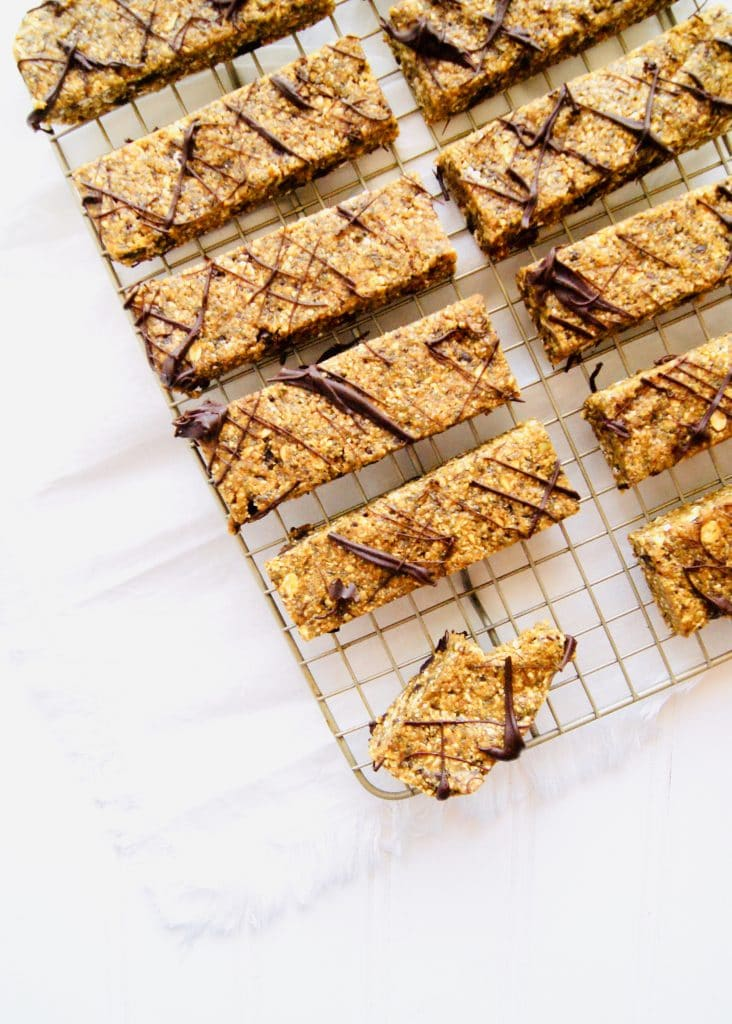 chocolate-pumpkin-energy-bars-on-rack-with-bite