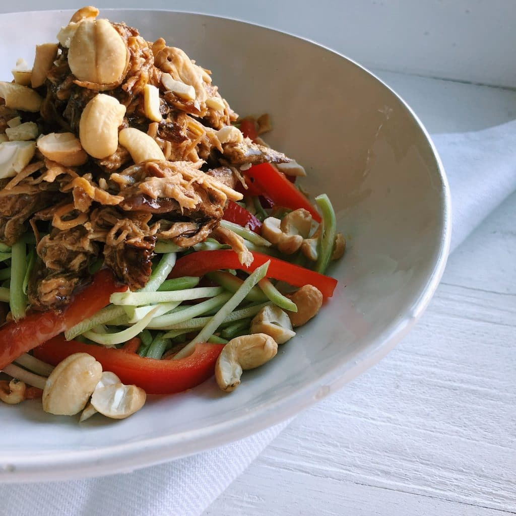 Crunch Asian Chicken Salad